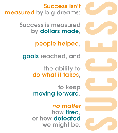 Success Defined